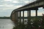 Sobre el Río Uruguay