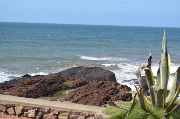 Vista de Punta Ballena
