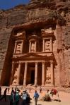 Kaznek de Petra, Jordania