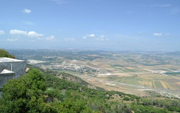 Vista del Monte Carmelo