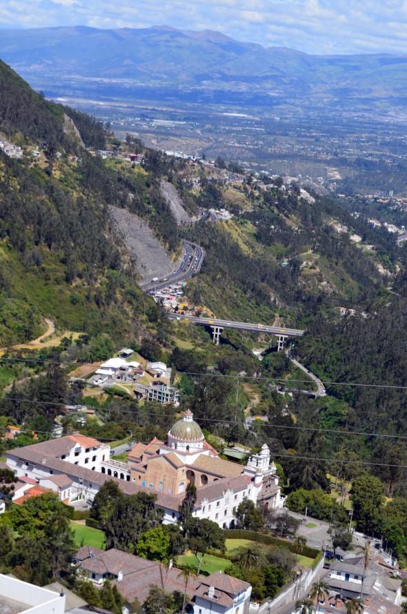 Vista de Guápulo